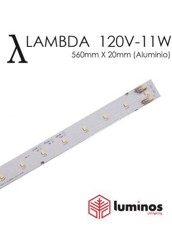 LAMBDA 2×56 120V 11-22W